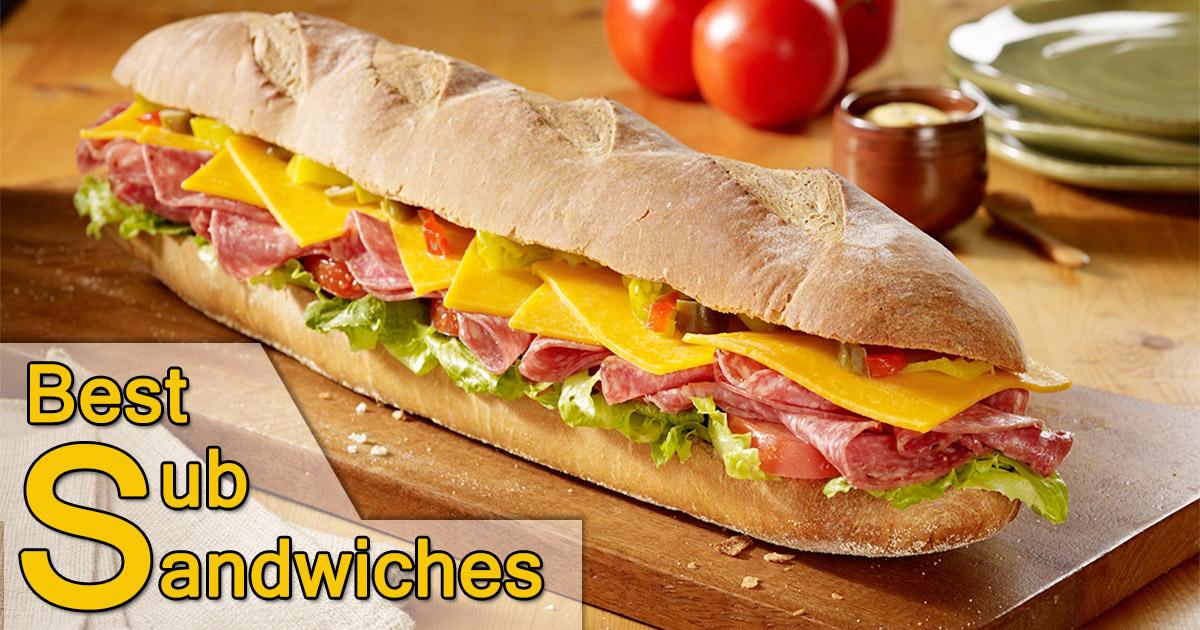 Best Sub Sandwiches