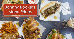 Johnny Rockets Menu Prices