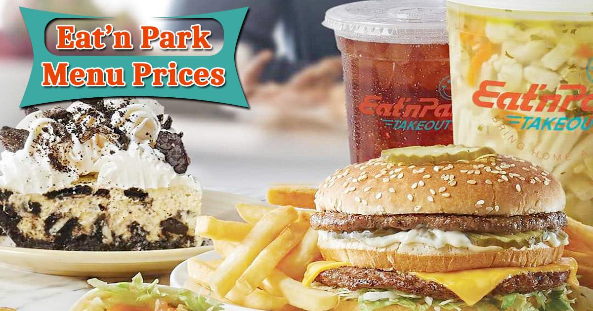 Eat N Park Menu Prices Image