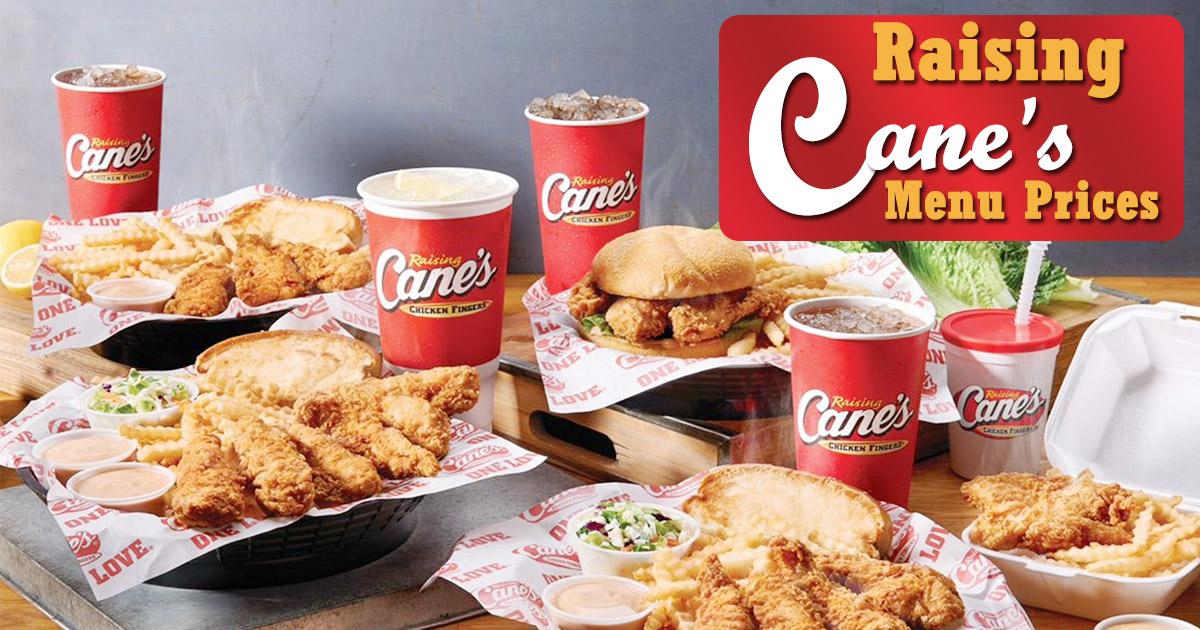 raising cane_s menu prices image