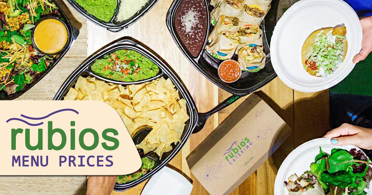 rubios menu prices image
