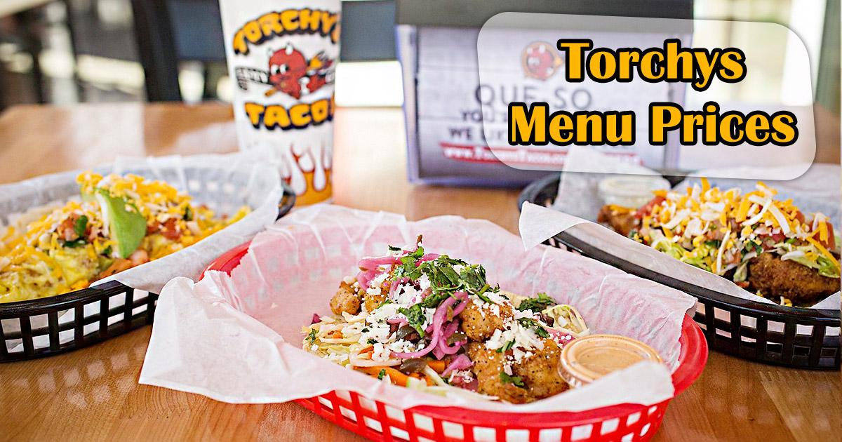 torchys menu prices image